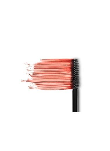 L'Oréal Paris Loreal Paris Kayısı Kokulu Turuncu Maskara+Maybelline Altın Simli Siyah Eyeliner Pembe